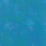 Grunge Basics 30150-298 Turquoise by Basic Grey for Moda