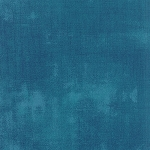 Grunge Basics 30150-306 Horizon Blue by Basic Grey for Moda