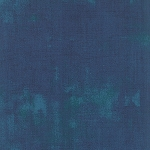 Grunge Basics 30150-307 Prussian Blue by Basic Grey for Moda