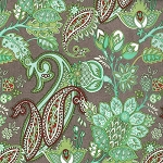 Blitzen 30291-17 Grey Paisley by Basic Grey for Moda EOB