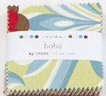 Boho MINI Charm Pack by Urban Chiks for Moda