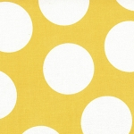 Half Moon Modern 32357-29 Sunshine Big Dots by Moda