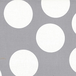 Half Moon Modern 32357-32 Steel Big Dots by Moda