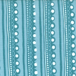 Cherry on Top 32706-14 Blueberry Sweet Stripes by Keiki for Moda