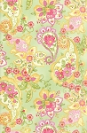 Colette 33050-15 Leaf Floral Paisley by Chez Moi for Moda