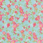 Colette 33051-12 Sky Floral Flourish by Chez Moi for Moda