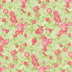 Colette 33051-14 Leaf Floral Flourish by Chez Moi for Moda