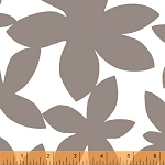 Glimma 35382-4 Flannel Grey Marby by Lotta Jansdotter for Windham