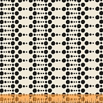 Hello Gorgeous 35507-4 Cream Black Dottie Delight by Windham