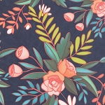 Tucker Prairie 36000-11 Stormy Prairie Bloom by Moda