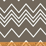 Ziggy 36536-2 Slate Chevron by French Bull for Windham