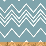 Ziggy 36536-3 Blue Chevron by French Bull for Windham