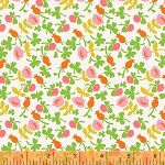 Briar Rose 37027-6 Pink Calico by Heather Ross for Windham EOB