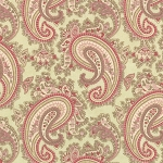 Paris Flea Market 3730-19 Veranda Paisley by 3 Sisters for Moda