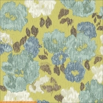 Ibiza 40056-4 Celery Floral by Rosemarie Lavin for Windham