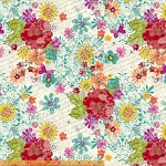 Mariposa 40086-X Multi Floral by Another Point of View for Windham