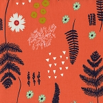 Mesa 4015-02 Coral Fern Book by Alexia Abegg for Cotton + Steel
