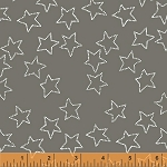 Stella 40692-3 Pewter Stella by Lotta Jansdotter for Windham EOB
