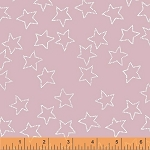 Stella 40692-5 Pink Mist Stella by Lotta Jansdotter for Windham