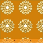 Modern Country 40721-4 Cheddar Lace Medallion by Windham