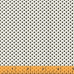 Modern Country 40723-6 Charcoal Dotted Diamonds by Windham