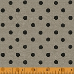 Jardin de Provence 40793-1 Linen Polka Dot by Daphne B for Windham