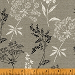 Jardin de Provence 40795-1 Linen Wildflowers by Daphne B for Windham