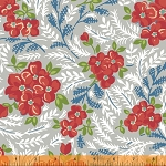 Hazel 40836-3 Grey Large Floral by Allison Harris for Windham