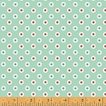 Hazel 40841-1 Mint Dot by Allison Harris for Windham