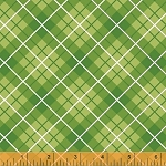 Hazel 40843-8 Green Plaid by Allison Harris for Windham