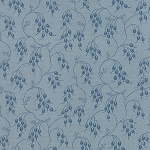 Cold Spell 42222-13 Ice Blue Frozen Lane by Laundry Basket for Moda