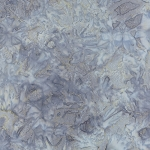 Cold Spell Batik 42225-1 Frost Solid by Laundry Basket for Moda