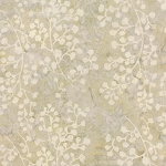 Cold Spell Batik 42225-89 Sparkle Mistletoe by Laundry Basket for Moda