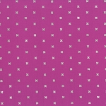 XOXO 5001-07 Violet by Cotton + Steel