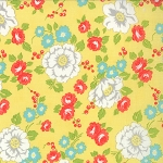 Happy Go Lucky 55061-15 Yellow Garden by Bonnie & Camille for Moda