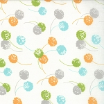 Happy Go Lucky 55062-19 White Hop by Bonnie & Camille for Moda EOB