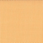 Happy Go Lucky 55065-16 Orange Penny by Bonnie & Camille for Moda