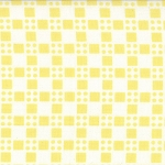 Happy Go Lucky 55066-19 Yellow Skip by Bonnie & Camille for Moda