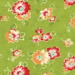 Scrumptious 55072-13 Lime Summer by Bonnie & Camille for Moda