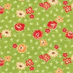Scrumptious 55075-13 Lime Sweet by Bonnie & Camille for Moda