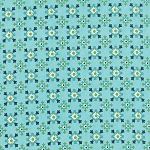 Daysail 55103-12 Aqua Harbor by Bonnie & Camille for Moda