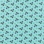Daysail 55104-12 Aqua Meadow by Bonnie & Camille for Moda
