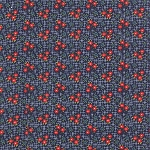 Daysail 55104-13 Navy Meadow by Bonnie & Camille for Moda