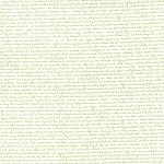Daysail 55108-29 White Green Tiny Script by Bonnie & Camille for Moda
