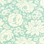 Hello Darling 55110-12 Aqua Mum by Bonnie & Camille for Moda