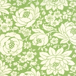 Hello Darling 55110-15 Green Mum by Bonnie & Camille for Moda