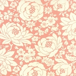 Hello Darling 55110-17 Coral Mum by Bonnie & Camille for Moda