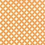 Hello Darling 55111-26 Orange Orange Peel by Bonnie & Camille for Moda