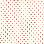 Hello Darling 55115-14 Cream Red Lollies by Bonnie & Camille for Moda EOB