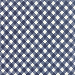 Vintage Picnic 55124-16 Navy Check by Bonnie & Camille for Moda